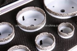 Electroplated Tct Diamond Core Bit for Multi Use